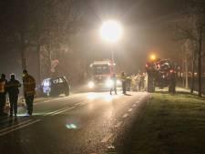 Anko (64) was vanuit zijn tractor getuige van een drama: 'Auto zat opeens naast me'