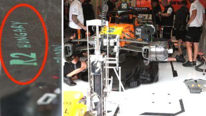 """Onze F1-watcher stelt zich vragen wanneer er alwéér aan de bolide van Stoffel wordt gesleuteld: """"Waarom hier eerst een andere bodem proberen?"""""""