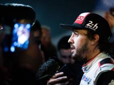 24 uur Le Mans: alle ogen op Alonso