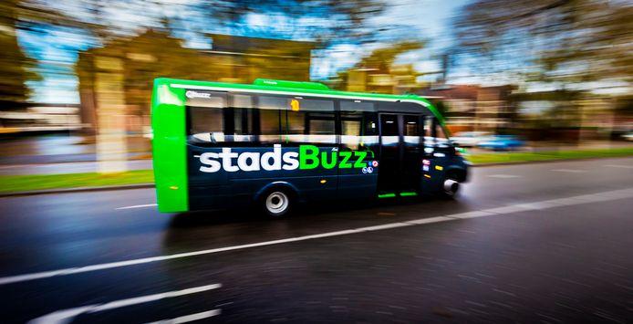 Sinds gisteren rijden de bussen van Qbuzz door deze regio.