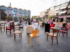 Slecht weer: geen lege-stoelen-actie voor verkeersslachtoffers