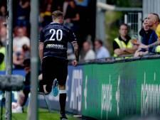 Brouwers neemt biertjes voor lief na doelpunt FC Den Bosch: 'Een en al emotie wat er uitkomt'