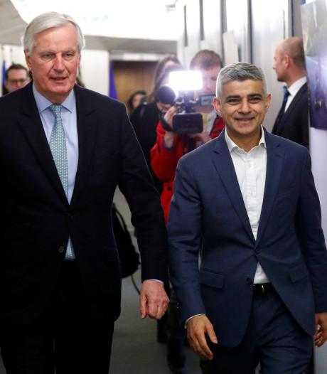 Le maire de Londres souhaite que les Britanniques puissent garder la citoyenneté de l'UE