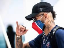 Neymar terug in wedstrijdselectie PSG na positieve coronatest