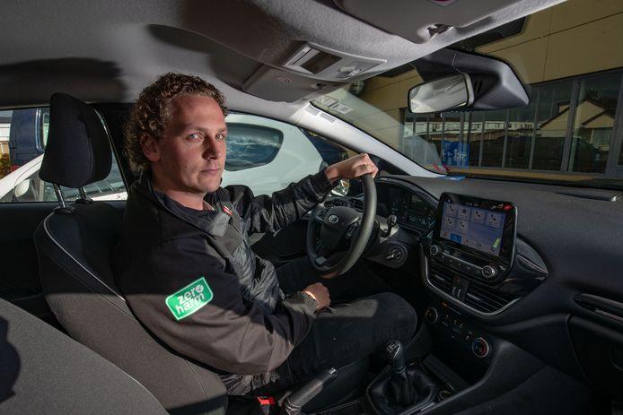 Meindert van Slooten werd ervan verdacht betrokken te zijn geweest bij een ongeluk in Brabant, terwijl hij daar op dat moment niet was.