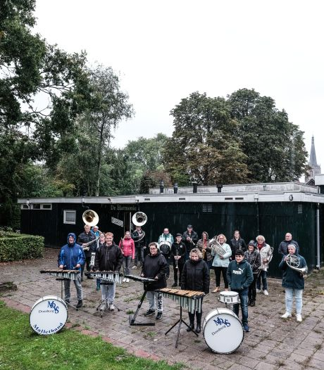 Muziekcorps Doesburg lijkt gered: 'Reacties overweldigend'