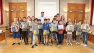 'Minipolitici' beloond op laatste kindergemeenteraad
