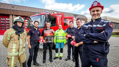 Brugse brandweer stelt jeugdkorps voor: 25 jongeren gaan uitdaging aan