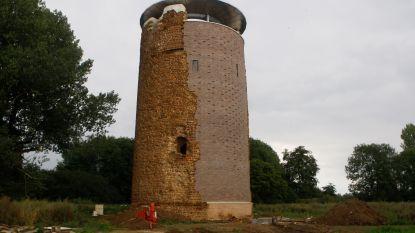 Maagdentoren is decor voor militaire oefeningen