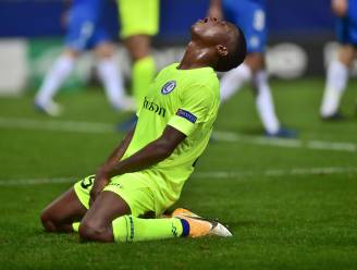 Nieuwe opdoffer voor AA Gent: Buffalo's in Europa League onderuit tegen 'zwak broertje' Slovan Liberec