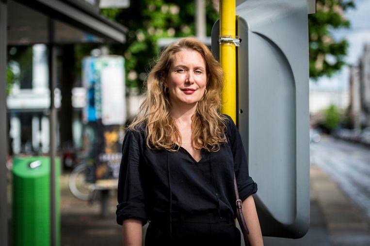Nadine Van Der Linden.