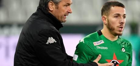 Bernd Storck is blij met versterkingen bij Cercle Brugge voor partij tegen Antwerp, maar hoopt ook op de flitsen van Kylian Hazard