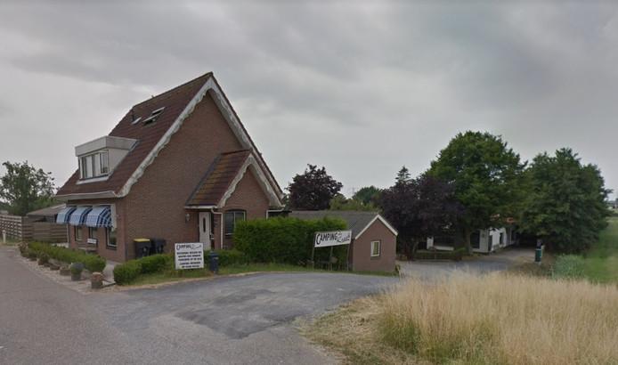Camping de Kreek in Oud-Beijerland.