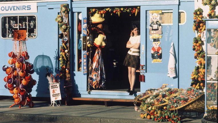 De Floriade in Amsterdam in 1972 Beeld Hollandse Hoogte