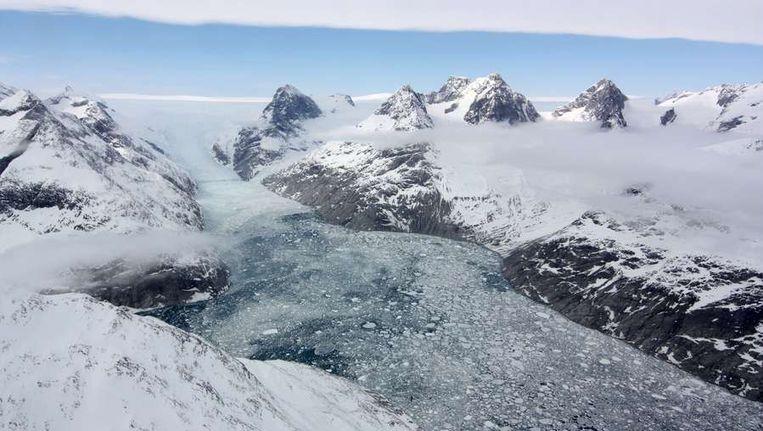 Groenland. Beeld AFP