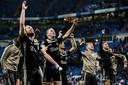 Ajax verbaasde Europa met de sensationele 1-4-uitzege op Real Madrid.