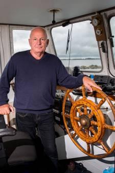 Veerpontschipper Jan Blokland redt vier drenkelingen met moed en instinct