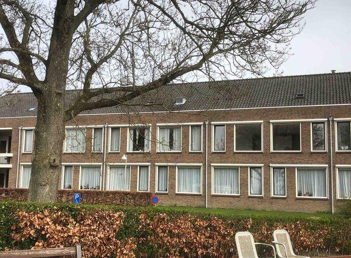 Het verzorgingstehuis in Veere