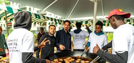 Een waterput in Somalië en buurt-BBQ dankzij de jongeren in Tilburg-Noord
