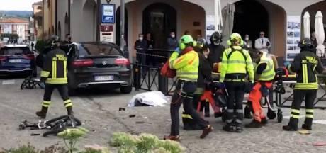 Dramatique accident en Italie: un SUV fauche des passants, un Belge parmi les victimes