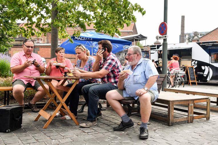Foodtruckfestival Boef!: genieten van een hapje op het Heldenplein