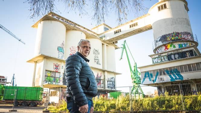 """Oud-werknemer Dirk (55) neemt afscheid van geliefde betoncentrale: """"Ik had gehoopt dat ze er een restaurant of een galerij van zouden maken"""""""