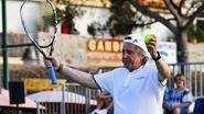 Roemeense tenniscoach Nastase in beroep tegen schorsing