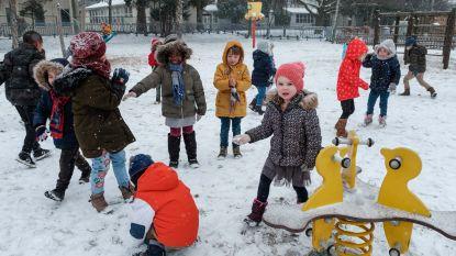 VIDEO + FOTOREEKS: zo beleefden de kinderen van Het Notendopje de eerste sneeuw