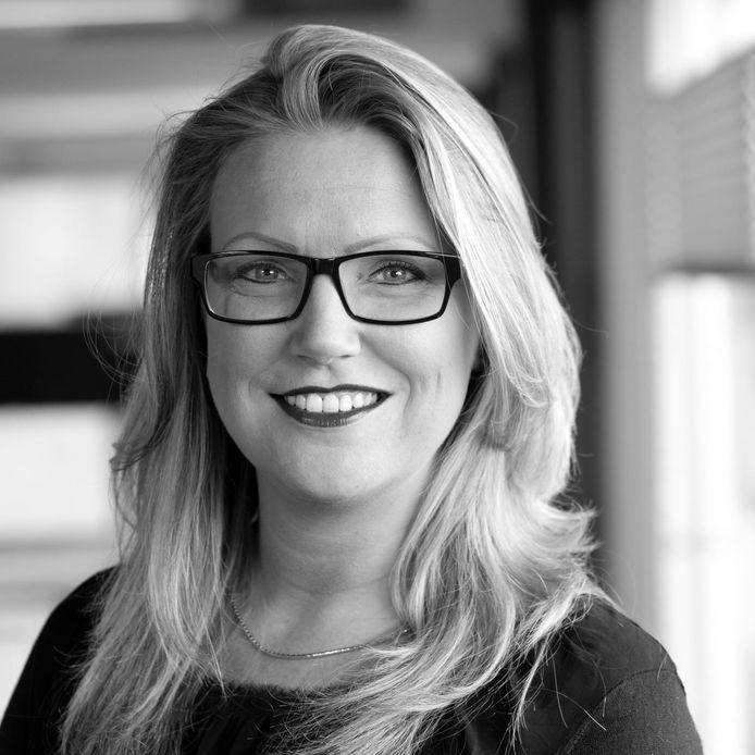 VVD-raadslid Margo Bol, indiener van de motie