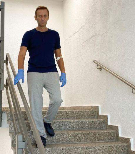 Navalny: Ik word weer de oude maar herstel gaat lang duren