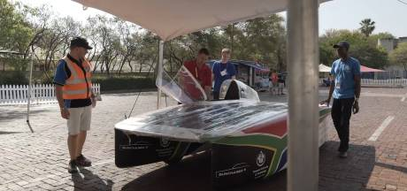 Zo bereiden studenten van TU Delft zich voor op dagenlange race