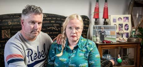 Rebel (14) ging dood na obstipatie, maar toen begon voor zijn ouders het gevecht pas