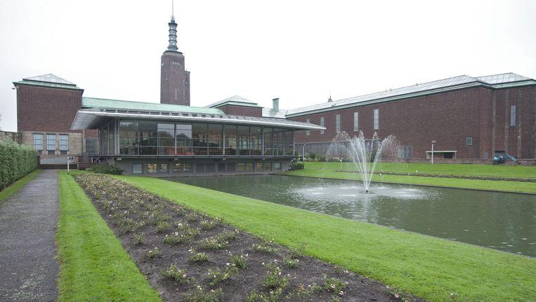 Museum Boijmans Van Beuningen is een museum voor beeldende kunst, gelegen aan het Museumpark te Rotterdam. Beeld anp