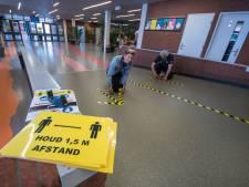 Gepuzzel, maar scholen in Enschede zijn klaar voor herstart: 'Het was een hele klus'