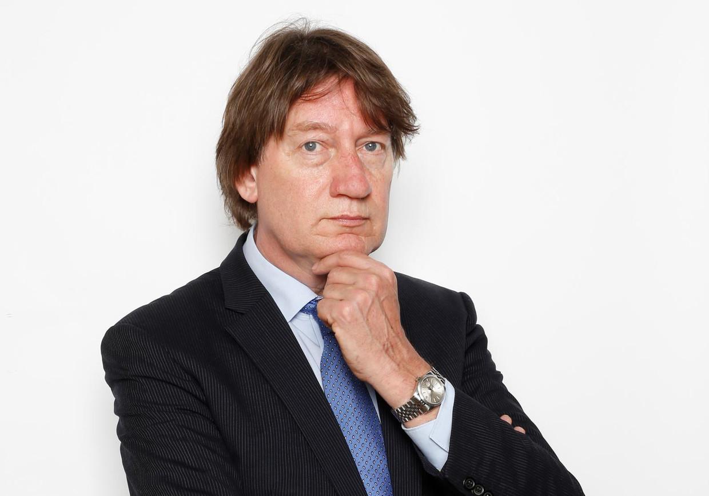 Rob de Wijk. Beeld Jörgen Caris