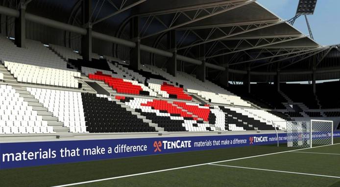 Nieuw stadion Heracles Almelo