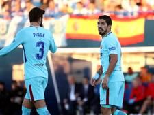 Barça vecht gele kaarten Piqué en Suárez aan