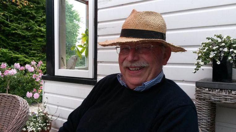 Wim Cool: `Ik heb in elk geval nationale bekendheid gehad.' Beeld x