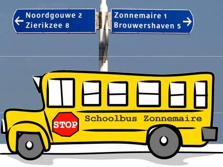 Alleen nog een bus over de hoofdader van Schouwen-Duiveland, naast een heleboel slimmere manieren van vervoer