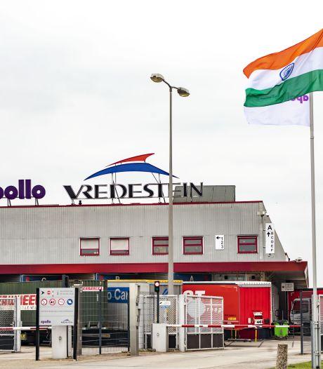 Ondernemingsraad in Enschede zegt vertrouwen op in Vredestein-directie