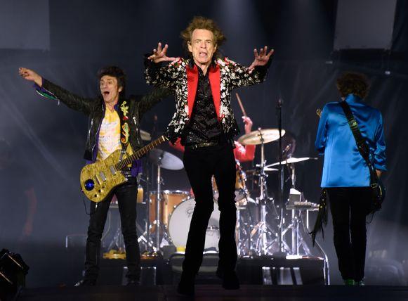 The Rolling Stones willen niet dat president Trump een van hun nummers nog langer gebruikt.