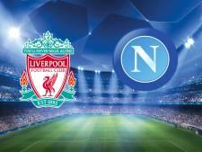 Liverpool móet winnen van Napoli