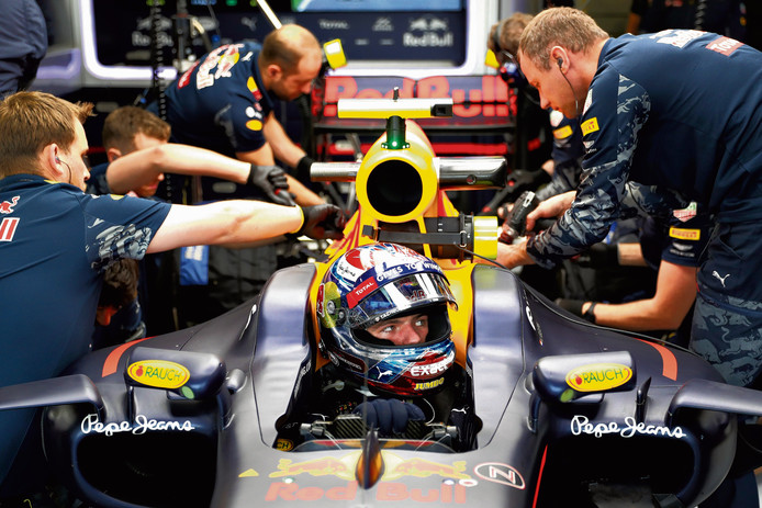 2016: Max Verstappen.