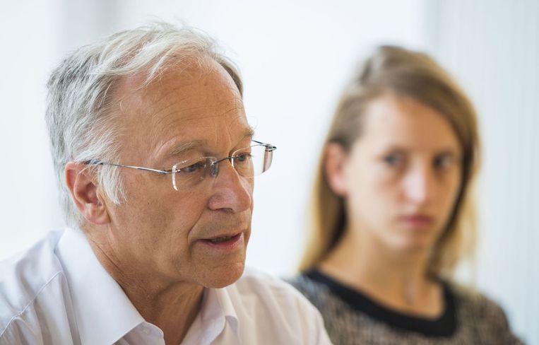 CDU-parlementariër Martin Patzelt. Beeld afp