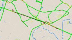 Dodelijk ongeval in Drongen met drie voertuigen: E40 nog hele tijd dicht richting Brussel