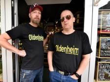 Woerdenaar bedenkt Oldenheimshirt