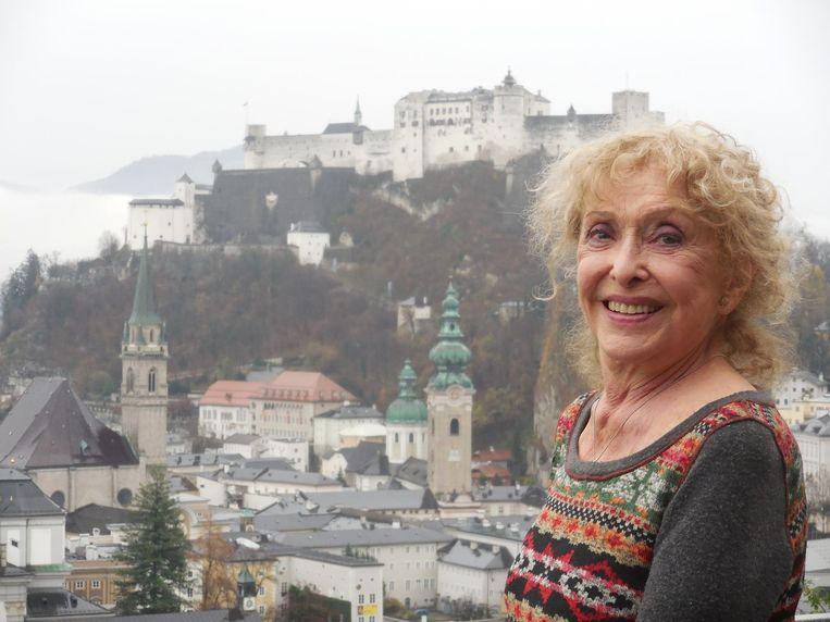 Carolee Schneeman. Beeld