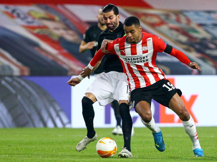 LIVE   Gakpo schiet PSV terug in de wedstrijd na dramatische start