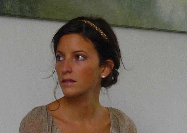 De Belgische Elise Dallemagne liet vorig jaar het leven op het eiland.