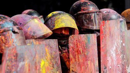 Rellen bij demonstraties in Barcelona net voor verjaardag van referendum over onafhankelijkheid